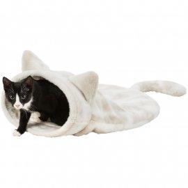 Trixie Nelli лежак-мешок с ушками и хвостом - спальное место для кошек