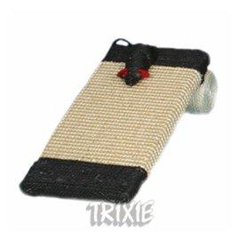 Trixie Когтеточка напольная с валиком и мышкой (4303)