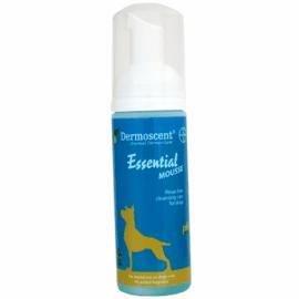 Dermoscent (Дермосент) Essential Mousse - Мусс для сухой очистки и успокоения кожи для собак, 150 мл