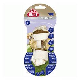 8in1 Delights Bones кость с говядиной - лакомства для собак