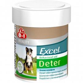8in1 (8в1) EXCEL DETER (ЕКСЕЛЬ ДЕТЕР ОТ КОПРОФАГИИ) пищевая добавка для собак, 100 таб.