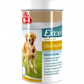 8in1(8в1) EXCEL GLUCOSAMIN (ЕКСЕЛЬ ГЛЮКОЗАМИН) пищевая добавка для собак