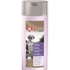 8in1 Calming Protein Shampoo - шампунь для собак с протеинами (EU), 250 мл