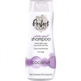 8in1 White Pearl Shampoo - Шампунь для собак со светлой шерстью БЕЛАЯ ЖЕМЧУЖИНА