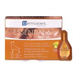 Dermoscent (Дермосент) Essential 6 spot-on - Средство по уходу за кожей и шерстью собак весом от 10 до 20 кг