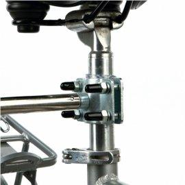 Trixie Biker-Set Holder for Saddlebar - Cоединительная часть для велонабора для собак с креплением к велосипеду (1287-10)