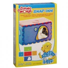 Hagen Living World Snap-Inn домик для мелких животных MEDIUM