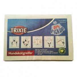 Trixie (Трикси) DOG PICK UP (УБОРКА ЗА СОБАКОЙ) бумажные пакеты для уборки фекалий собак