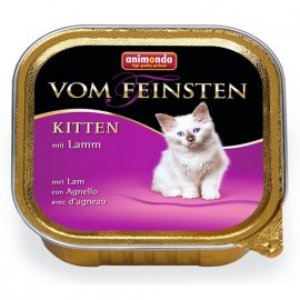 Animonda (Анимонда) Vom Feinsten Kitten mit Lamm - консервы для котят с ЯГНЕНКОМ