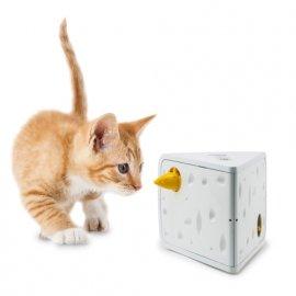 PetSafe FroliCat Cheese Интерактивная игрушка для кошек ШВЕЙЦАРСКИЙ СЫР