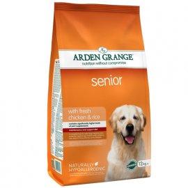 Arden Grange (Арден Грендж) Adult Senior - сухой корм для собак преклонного возраста (с курицей и рисом)