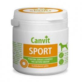 Canvit Спорт - Таблетки для укрепление здоровья при физических и физиологических нагрузках для собак