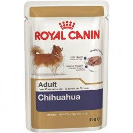 Royal Canin CHIHUAHUA ADULT (ЧИХУАХУА ЭДАЛТ) влажный корм для собак от 8 месяцев (паштет)