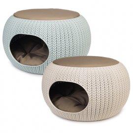 Curver Cozy pet house - Пластиковый лежак для животных