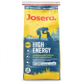 Josera HIGH ENERGY корм для собак с повышенной активностью, 15 кг