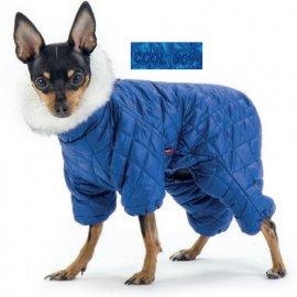Pet Fashion Холс - Зимний комбинезон для собак - мальчиков мелких пород
