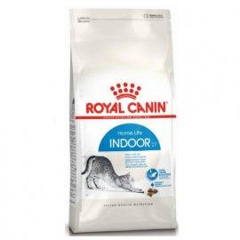 Royal Canin INDOOR 27 (ИНДУР) сухой корм для взрослых кошек до 7 лет