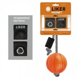 Collar Liker Cord (Лайкер) Магнит - мяч с комплектом магнитов для собак