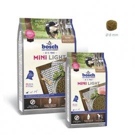 Bosch HPC Mini Light корм для собак мелких пород с избыточным весом