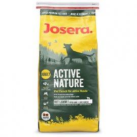Josera ACTIVE NATURE беззерновой корм для активных собак c чувствительным пищеварением