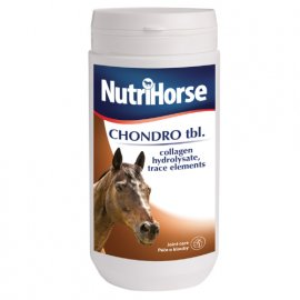 Canvit НУТРИ ХОРСЕ ХОНДРО (NutriHorse Chondro) - добавка для лошадей ТАБЛЕТКИ. 1 кг