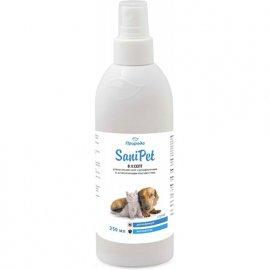 Природа SANIPET B.V.СЕПТ спрей антисептик с дезинфицирующими свойствами для кошек и собак