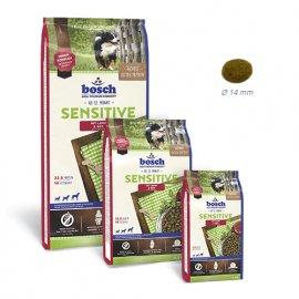 BOSCH (Бош) SENSITIVE - корм для собак (ягненок с рисом), склонных к аллергии