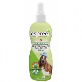 ESPREE (Эспри) Tea Tree & Aloe Medicated Spray Спрей с маслом чайного дерева и алое для собак, 355 мл (СКИДКА 20% - АКЦИЯ)