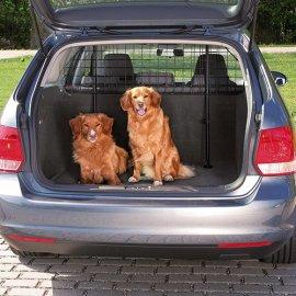 Trixie Car Dog Guard - Перегородка металлическая в багажник с сеткой (1325)