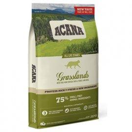 Acana GRASSLANDS CAT (ГРАССЛЭНДС КЭТ) корм для котят и кошек