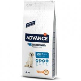 Advance (Эдванс) Dog Maxi Adult - корм для взрослых собак крупных пород (с курицей и рисом)