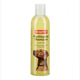 BEAPHAR Pro Vitamin Aloe Vera - Шампунь для ухода за шерстью собак рыжего и коричневого окрасов