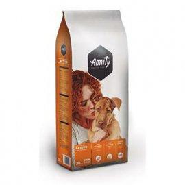 Amity ECO ACTIVE корм для собак с повышенной активностью КУРИЦА, 20 кг