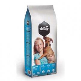 Amity ECO PUPPY корм для щенков всех пород КУРИЦА и ЯГНЕНОК, 20 кг