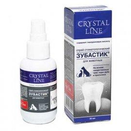 Apicenna Cristal Line ЗУБАСТИК спрей стоматологический для животных