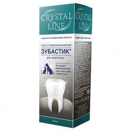 Api-San (Cristal line) ЗУБАСТИК гель стоматологический для животных 30 мл