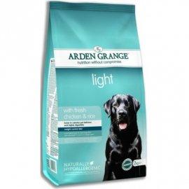 Arden Grange (Арден Грендж) Light – сухой корм для собак с избыточным весом (с курицей и рисом)