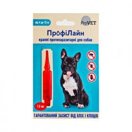 Природа ПрофиЛайн Капли противопаразитарные для собак 1 ПИПЕТКА