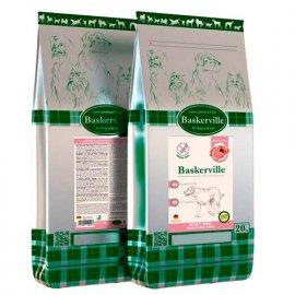 Baskerville Grain-free ADULT BEEF беззерновой корм для взрослых собак ГОВЯДИНА
