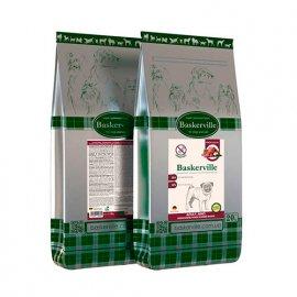 Baskerville Grain-free ADULT SMALL BREED беззерновой корм для собак мелких пород ГОВЯДИНА и ЯГОДЫ