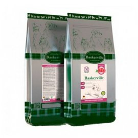 Baskerville Grain-free PUPPY SMALL BREED беззерновой корм для щенков мелких пород ГОВЯДИНА и ДОМАШНЯЯ ПТИЦА