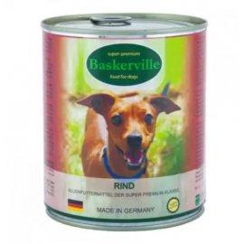 Baskerville (Баскервиль) ГОВЯДИНА - консервы для собак