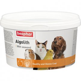 Beaphar Algolith (Алголит) - пищевая добавка с морскими водорослями, 250 г
