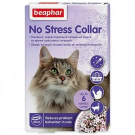 Beaphar NO STRESS (АНТИСТРЕСС) ошейник для кошек, 35 см