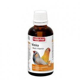 Beaphar VINCA витаминно-минеральный комплекс для птиц, 50 мл