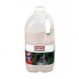 Beaphar XtraVital BATHING SAND песок для шиншилл, 2 л