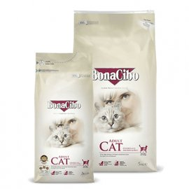 BonaCibo ADULT CAT сухой корм для кошек КУРИЦА И РИС