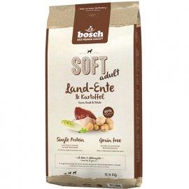 Bosch HPC Soft Land-Ente & Kartoffel - Бош БЕЗЗЕРНОВОЙ полувлажный корм для собак ДЕРЕВЕНСКАЯ УТКА И КАРТОФЕЛЬ