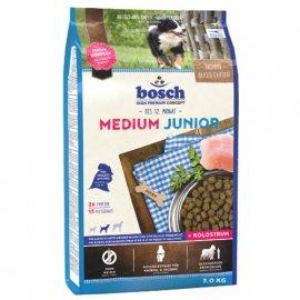 BOSCH (Бош) Junior Medium - корм для щенков средних пород