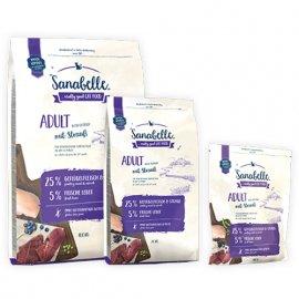 Bosch Sanabelle ADULT корм для взрослых кошек СТРАУС